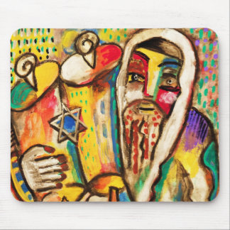Jewish Celebration Rejoicing In The Torah Mousepad