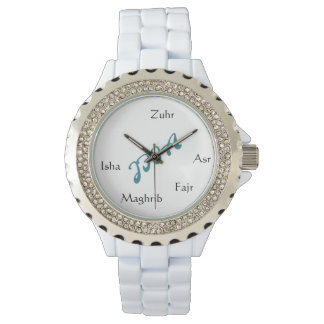 JFIA Tazkir Collection White Rhino Womens Watch