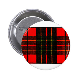 jGibney Tartan Colours Brodie The MUSEUM Zazzle 6 Cm Round Badge