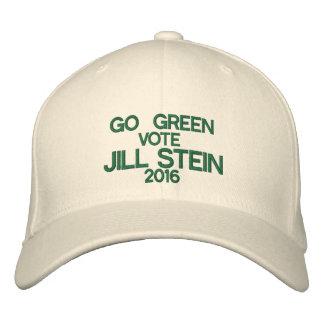 JILL STEIN 2016 HAT EMBROIDERED HATS