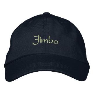 Jimbo Embroidered Hat