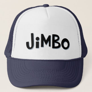 JIMBO Nickname Trucker Hat