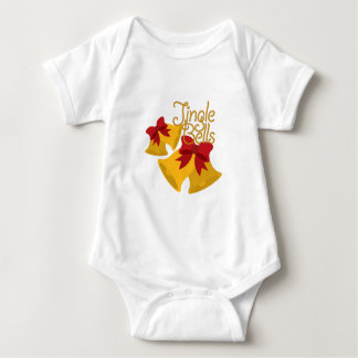 Jingle Bells Baby Bodysuit