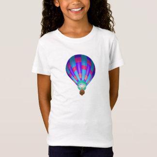 Jingle Jingle Little Gnome Hot Air Balloon T-Shirt