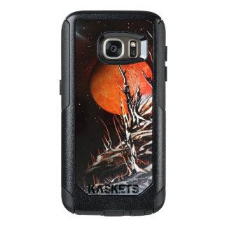 JK16 APPAREL - Orange Moonrise OtterBox Samsung Galaxy S7 Case