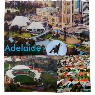 Jo BLING Adelaide Shower Curtain