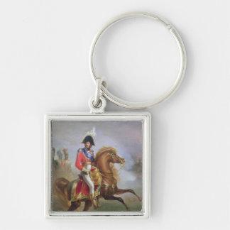 Joachim Murat  on Horseback, 1814-15 Key Ring