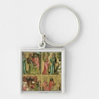 Joachim's Sacrifice, the Circumcision of Key Ring