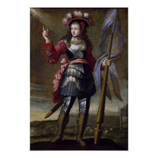 Joan of Arc  Before Orleans Poster
