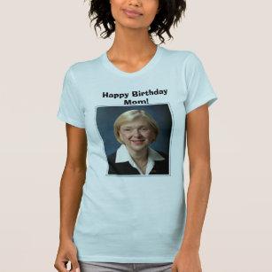 Joanne Happy Birthday Mum T Shirt