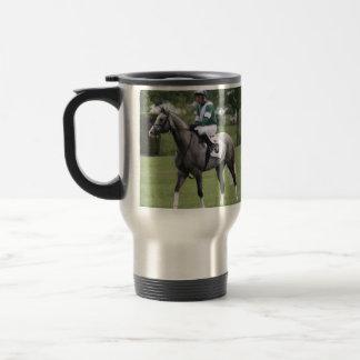 Jockey Before Race Coffee Mug