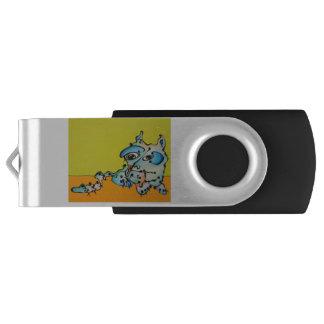 Joe Cat: Flash Drive Swivel USB 3.0 Flash Drive