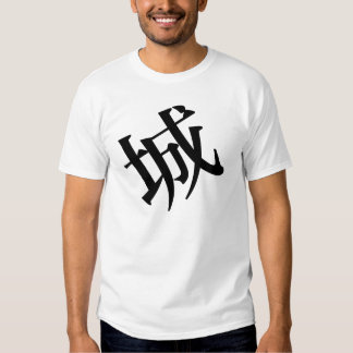 JOE in Japanese Kanji Shirt