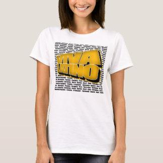 joe mex viva latino ladi T-Shirt