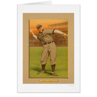 Joe Tinker Cubs Baseball 1911 Card