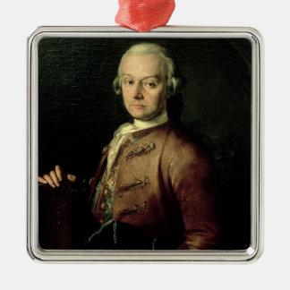 Johann Georg Leopold Mozart Christmas Ornament
