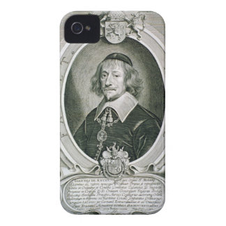Johann van Knuyt (1587-1654) from 'Portraits des H iPhone 4 Covers