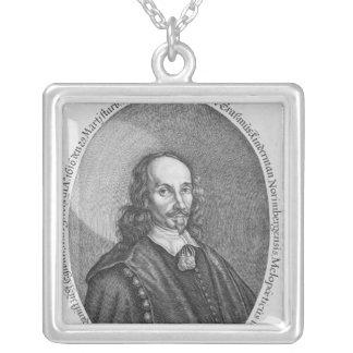 Johannes Erasmus Kindermann Silver Plated Necklace