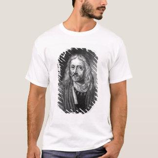 Johannes Hevelius, engraved by J. Baker T-Shirt