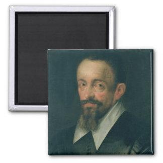 Johannes Kepler , astronomer, c.1612 Magnet