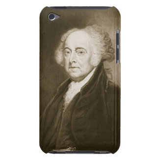 John Adams, 2nd President of the United States of Case-Mate iPod Touch Case