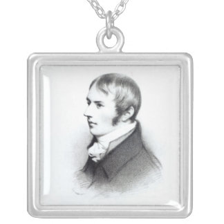 John Constable Silver Plated Necklace