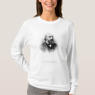 John Couch Adams, engraved by George J. Stodart T-Shirt