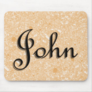 John Mousepad