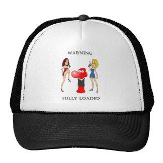 Johnny Condom Warning Cap