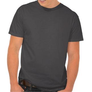 Johnny Evil - Human Skull - Black T-Shirt