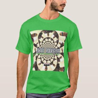 Johnny Rockstarr  Opus of the Instrumental Kind T-Shirt