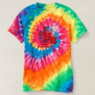 JOHNSON HS JAPAN Women's Spiral Tie-Dye T-Shirt