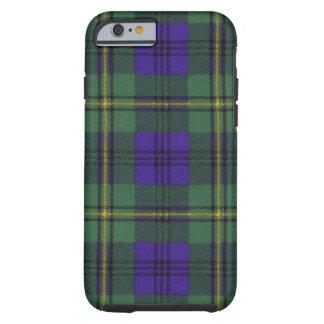 Johnston clan Plaid Scottish tartan Tough iPhone 6 Case