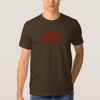 Join the 29er Revolution T Shirts