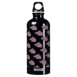Join - water bottle colorful bubbles flying SIGG traveller 0.6L water bottle