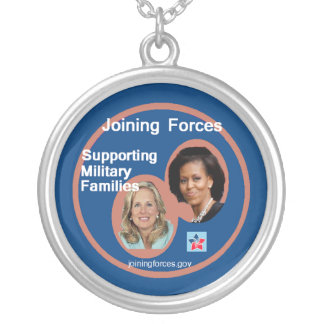 Joining Forces Necklace