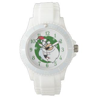 Jolly Ole St Nick Watch