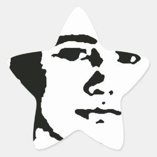 Jon Mahon Star Sticker