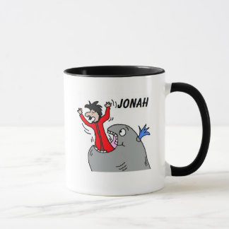 Jonah And The Whale Mug