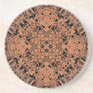Jordan Abstract Design Coaster