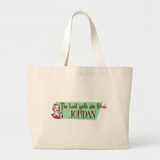 JORDAN CANVAS BAG