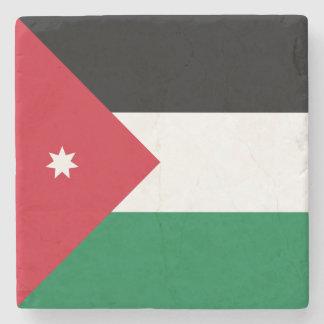 Jordan Flag Stone Coaster