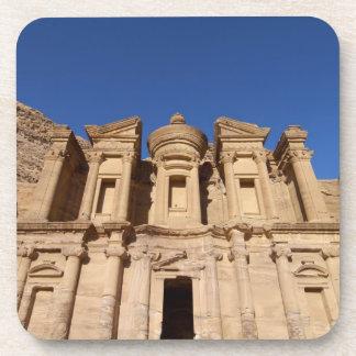 Jordan, Petra, The Monastery, Al Deir. Coaster