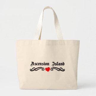 Jordan Tattoo Style Canvas Bag