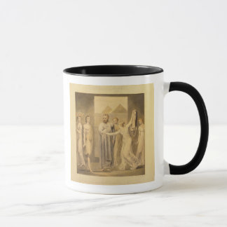 Joseph and Potiphar's Wife, 1803-05 (pen & ink and Mug