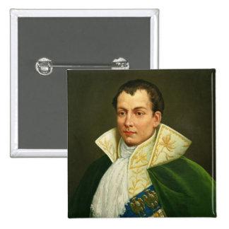Joseph Bonaparte 15 Cm Square Badge