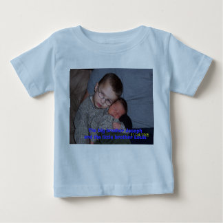 Joseph & Louis, The big brother Joseph and the ... Baby T-Shirt