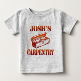 Josh's Carpentry Baby T-Shirt