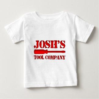Josh's Tool Company Baby T-Shirt