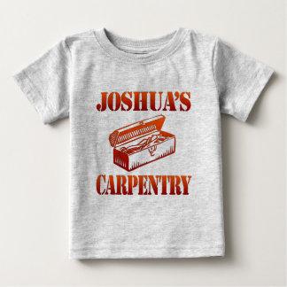 Joshua's Carpentry Baby T-Shirt